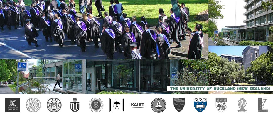 The University of Auckland (New Zealand)